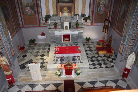 Λέσβος: Πόλος έλξης για ερωτευμένους ο ναός του Αγίου Βαλεντίνου