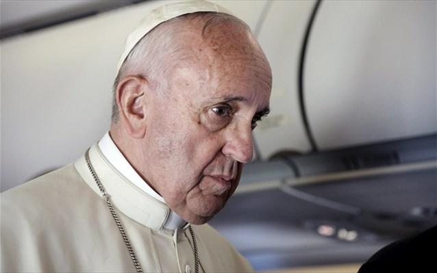 Πάπας Φραγκίσκος προς ηγέτες: Σταματήστε να χρηματοδοτείτε τον πόλεμο