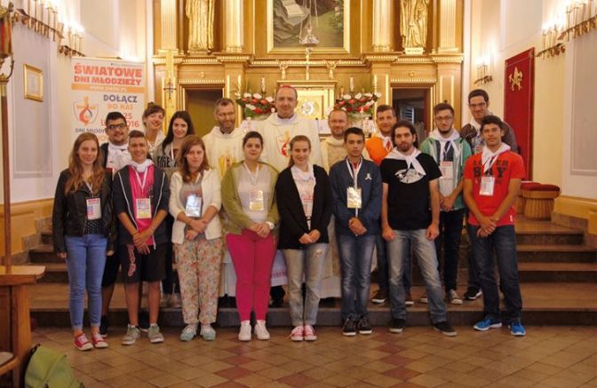 Παγκόσμια Ημέρα Νεολαίας στην Κρακοβία 2016