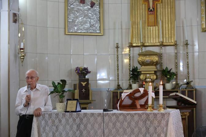 Τίμησε τον Αγγ. Δεμπόνο η Καθολική εκκλησία της Κεφαλονιάς στον εορτασμό της Παναγίας Πρεβεζιάνας (εικόνες)