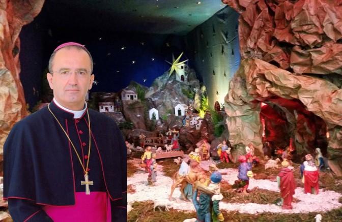 Μήνυμα Σεβασμιωτάτου Επισκόπου π. Πέτρου Στεφάνου για τα Χριστούγεννα | Καθολική Επισκοπή Σύρου | Επίσημη Ιστοσελίδα
