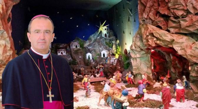 Μήνυμα Σεβασμιωτάτου Επισκόπου π. Πέτρου Στεφάνου – Χριστούγεννα 2017