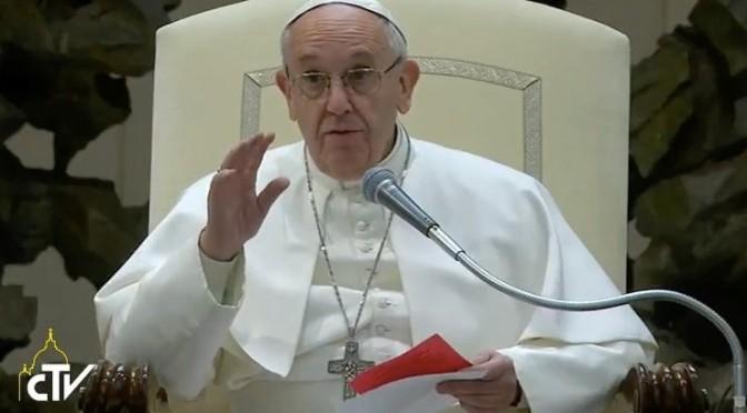 Πάπας Φραγκίσκος 2 λεπτά μόνο