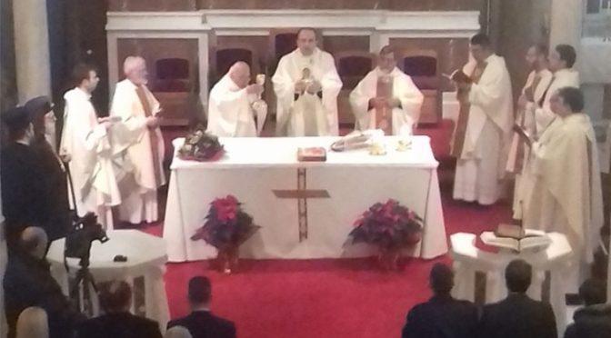 Αρχιερατική Θεία Λειτουργία για το Νέο Έτος & Προσευχή για την Ειρήνη