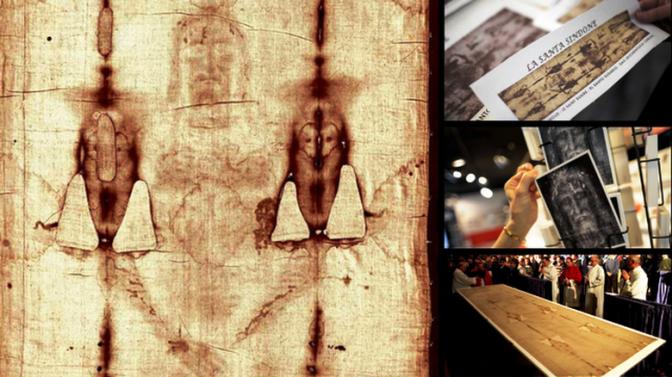 Ιερά Σινδόνη: Η «ακτινογραφία» των Παθών του Χριστού