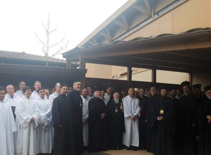 Οικουμενικός Πατριάρχης: Επίσκεψη στη κοινότητα του Ταιζέ
