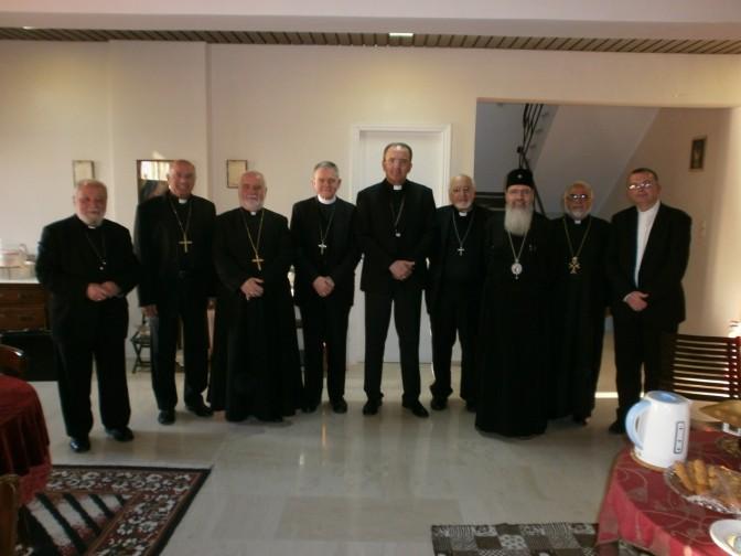 Συνέρχεται η Ιερά Σύνοδος της Καθολικής Ιεραρχίας της Ελλάδος στην Τήνο