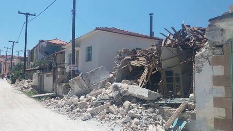 Η Καθολική Εκκλησία κοντά στους σεισμόπληκτους της Λέσβου