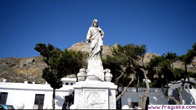 Πανηγύρισε το ιερό προσκύνημα Της ιεράς Καρδίας στο Εξώμβουργο Τήνου