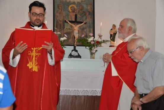 Πανηγύρισε το Παρεκκλήσιο του Αγίου Βαρθολομαίου στη Νάξο