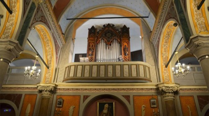 «ΑΝΩ» – Διεθνές Φεστιβάλ Εκκλησιαστικού Οργάνου