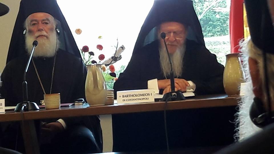 Ιστορική απόφαση του Οικουμενικού Πατριαρχείου