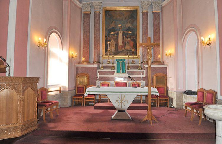 Πρόγραμμα Οκταήμερης Εορτής Παναγίας Φανερωμένης