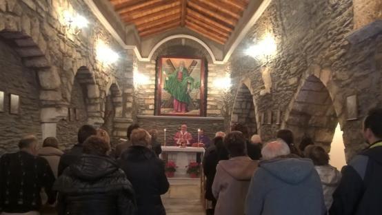Ποιμαντική επίσκεψη στην ενοριακή κοινότητα Άνδρου