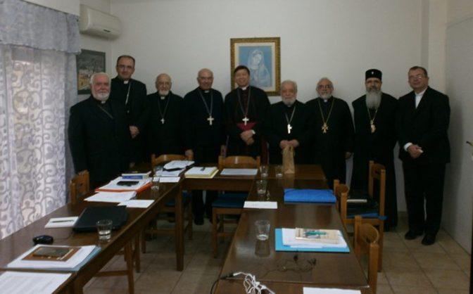 Ολοκληρώθηκαν οι εργασίες της τακτικής Φθινοπωρινής Συνόδου της Καθολικής Ιεραρχίας της Ελλάδος