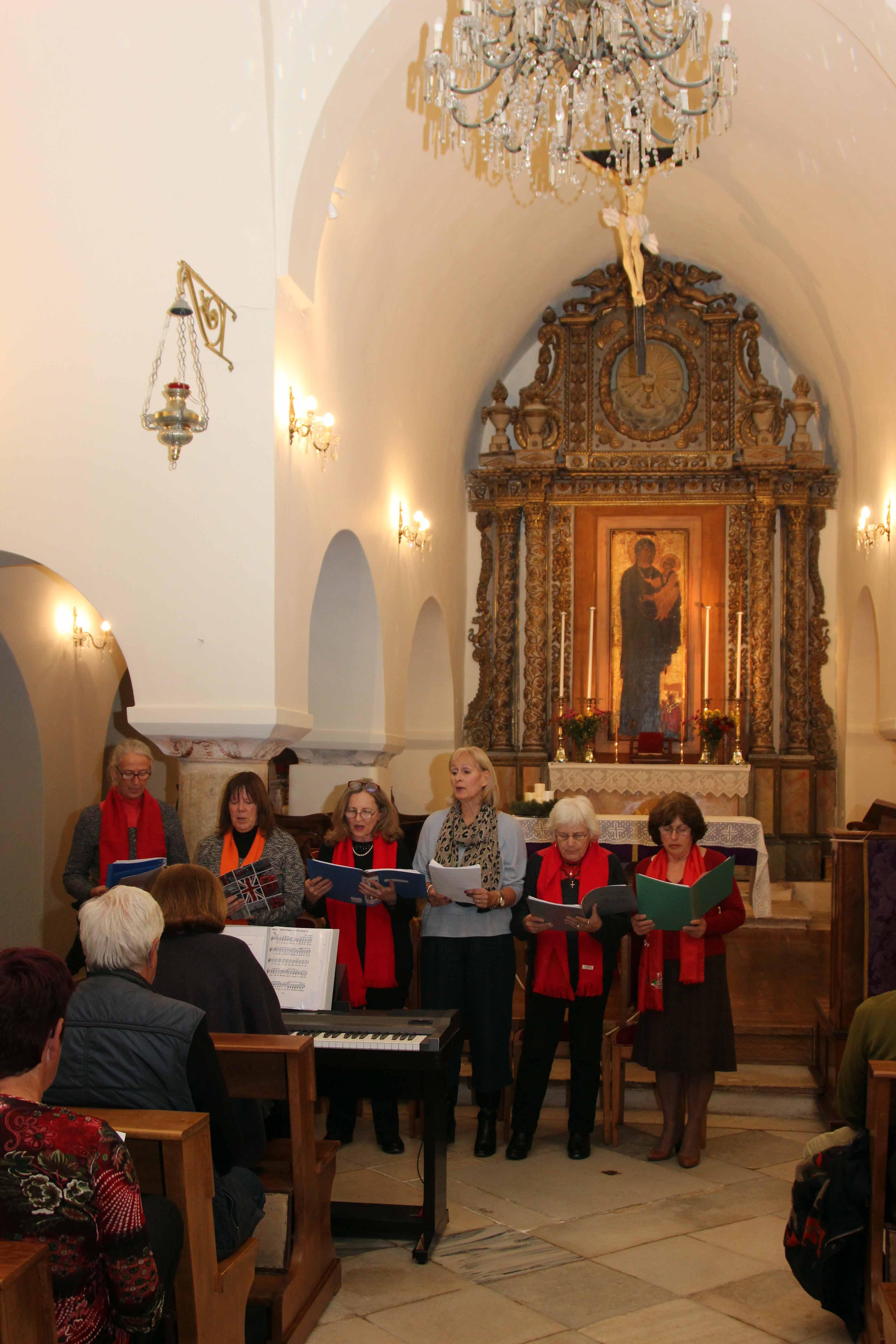 Μελωδίες από την Ευρώπη και τον Κόσμο: χριστουγεννιάτικη εορτή στη Μητρόπολη.