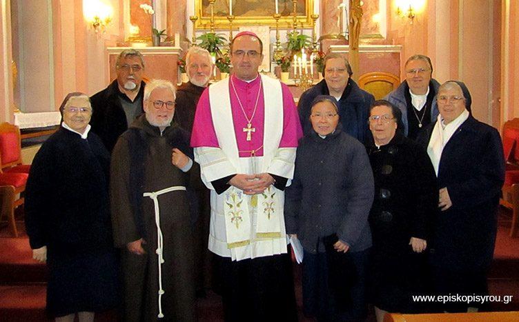 Η Αφιερωμένη Ζωή έχει ζωτική σημασία για την Εκκλησία