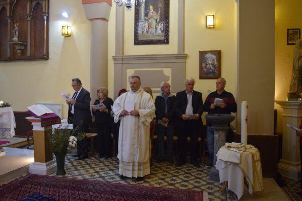 Καθολική Εκκλησία Σάμου: Η Διακονική Χειροτονία του υποδιακόνου κ. Μάριου Φώσκολου