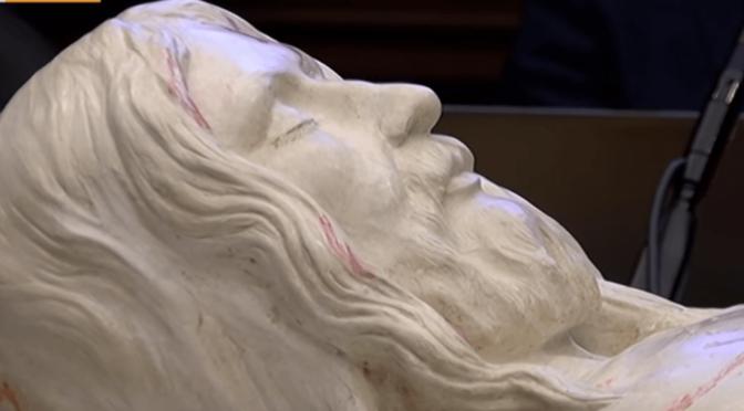 3D «Aνθρωποαντίγραφο» του Ιησού δημιουργήθηκε χρησιμοποιώντας την Σινδόνη του Τορίνο