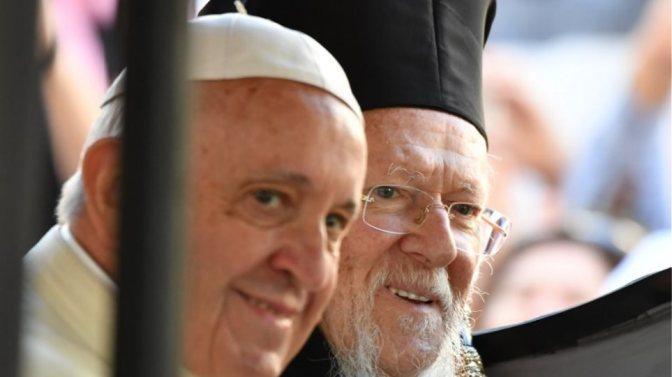 Ημέρα Προσευχής για τη Μέση Ανατολή στο Μπάρι – Μαζί Πάπας και Οικουμενικός Πατριάρχης