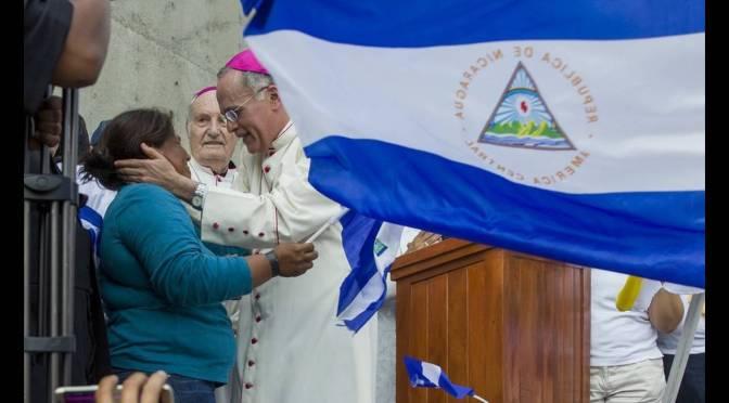Νικαράγουα: Ογκώδης συγκέντρωση με αίτημα την παραίτηση του προέδρου Ορτέγκα