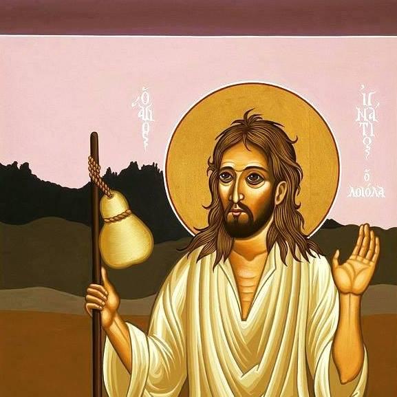 Πνευματική Γωνιά – Ιησουίτες