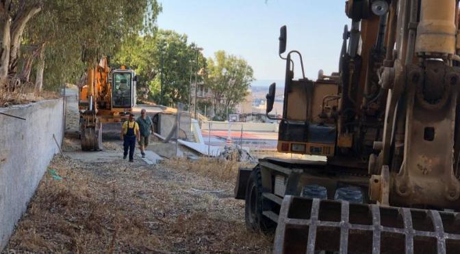 Ξεκίνησαν οι εργασίες για το Γυμνάσιο των Φρερ στην Σύρο