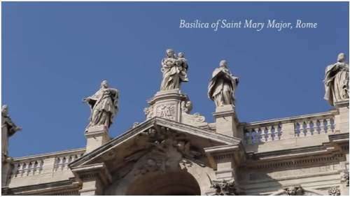 Oi Καθολικοί λατρεύουν τη Μαρία;