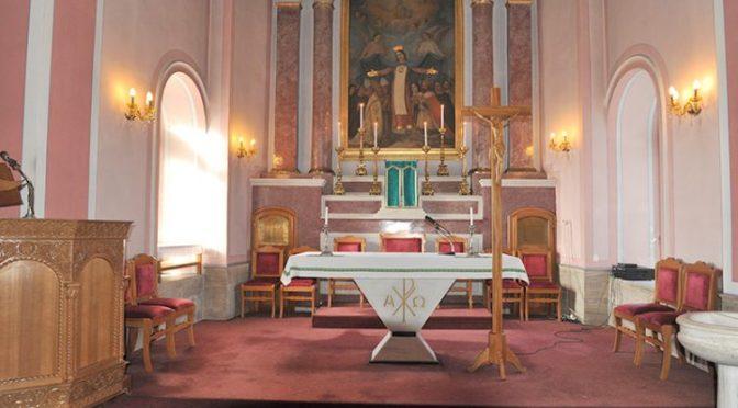 Πρόγραμμα Οκταήμερης Εορτής Παναγίας Φανερωμένης (16-24.9.2018)