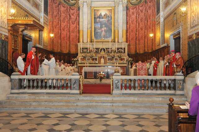 Επέτειος 50 Ετών Ιεροσύνης Αρχιεπισκόπου Καθολικών Αθηνών
